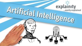 Artificial Intelligence explained (explainity? explainer video)