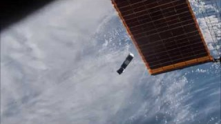 ESA CubeSats deployed from the ISS