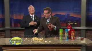 Exploding Pringles Can – Cool Science Demonstration