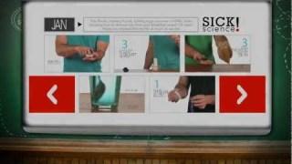 Steve Spangler Science Video Recap – January 2013