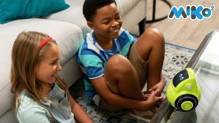 Miko 2 – The Only Robot that Helps Your Child Learn Through Conversation and Play.