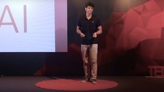 Artificial Intelligence: Investing in Yourself | Upamanyu Ghose | TEDxHRCollege