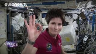 ESA Euronews : A la d?couverte de Columbus