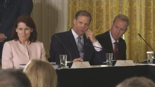 Administrator Bridenstine Attends National Space Council Meeting on This Week @NASA ? June 22, 2018
