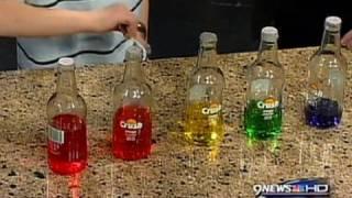 Pop Bottle Sounds – Cool Science Fair Project