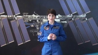 Introduction to the International Space Apps Challenge by ESA Astronaut Samantha Cristoforetti