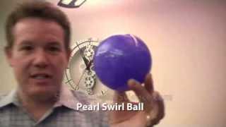 Pearl Swirl Ball