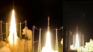 LISA Pathfinder prepares for liftoff (4K timelapse replay)