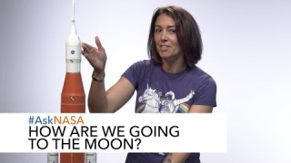 #AskNASA? How Are We Going to the Moon?