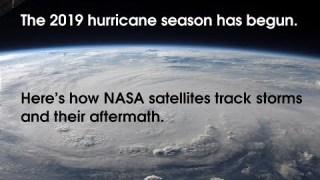How NASA Earth Satellites Track Hurricanes
