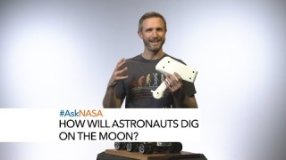 #AskNASA? How Will Astronauts Dig on the Moon?