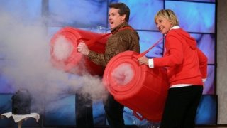 Giant Smoke Rings – Cool Science Experiment