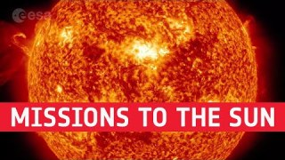 ESA?s missions to the Sun
