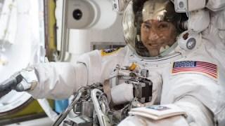 Astronauts Christina Koch, Luca Parmitano and Cosmonaut Alexander Skvortsov Return Home from Space