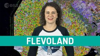 Earth from Space: Flevoland
