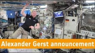 European Astro Pi Challenge 2018/19 | ESA astronaut Alexander Gerst announcement