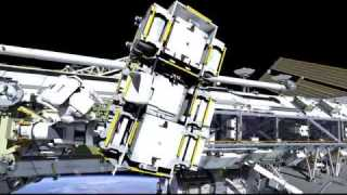 NASA Previews Spacewalks to Upgrade ISS Power System