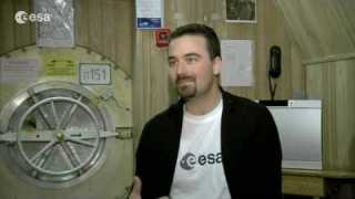 Interview with Romain Charles (ESA Mars500 participant)
