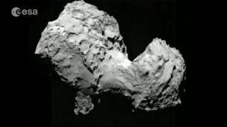 Rosetta Philae landing: one year