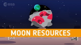 Meet the ESA experts ? Resources on the Moon