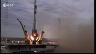 iriss mission liftoff