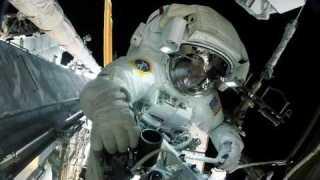 Spacewalker?s view