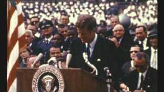 JFK's Rice Speech on NASA TV Sept. 12