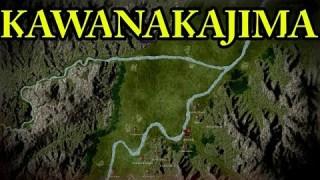 Sengoku Jidai: Battle of Kawanakajima 1561