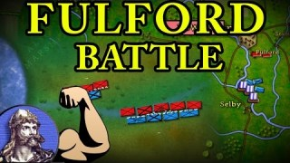 The Battle of Fulford 1066 AD