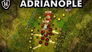 Battle of Adrianople, 1205 ⚔️ Emperor Kaloyan, the Roman Slayer
