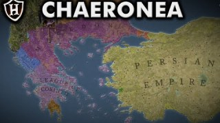 Battle of Chaeronea, 338 BC ⚔️ Philip & Alexander take on the Greek Coalition