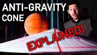 Anti-Gravity Cone?! – EXPLAINED!