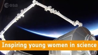 European Astro Pi Challenge | Inspiring young women in science