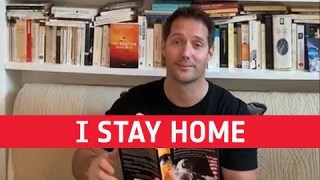 How to cope during social distancing with Thomas Pesquet