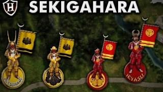 Battle of Sekigahara, 1600 ⚔️ Tokugawa Shogunate is Born