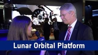 Interview with ESA's Thomas Reiter on the Lunar Orbital Platform