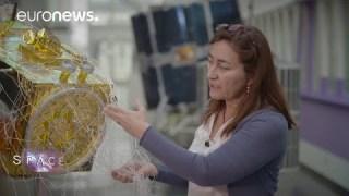 ESA Euronews: Lixo espacial