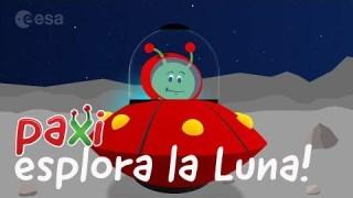 Paxi esplora la Luna!