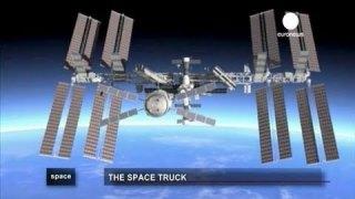 ESA Euronews: El camión del espacio