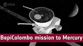 BepiColombo mission to Mercury