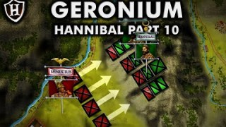 Battle of Geronium, 217 BC ⚔️ Hannibal (Part 10) ⚔️ Second Punic War