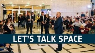 Let's talk space