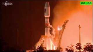 Galileo 13 & 14 – Liftoff replay
