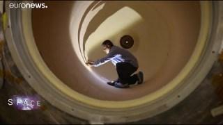 ESA Euronews: Inside Italy's Vega launcher factory