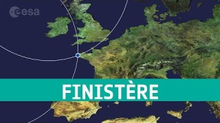 Earth from Space: Finistère