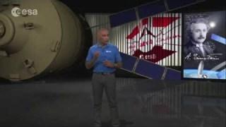 ATV Albert Einstein – Relativity of space and time
