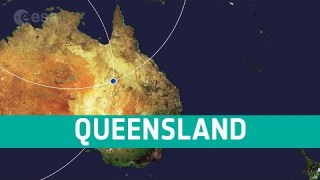 Earth from Space: Colourful Queensland