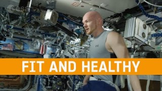 Mission X: how to stay fit and healthy in space with Luca Parmitano