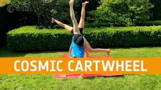 Challenge 2: Cosmic Cartwheel | #TrainLikeAnAstronaut