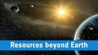 Space Bites: Resources beyond Earth | Angel Abbud Madrid